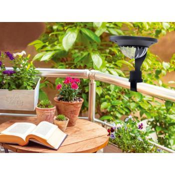 Verlichting op zonne-energie voor op het balkon | Solarverlichting ...