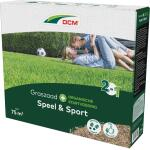 DCM Graszaad Activo Plus speel- & sportgazon + meststof - 100 m²