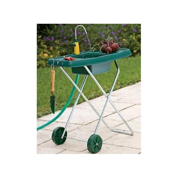Wasbak op wielen  gootsteen kopen op wielen  werktafel kopen # Wasbak Kopen_054029