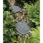 Staptegel schildpad