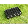 Stekkerbox waterproof medium zwart