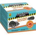Pasta Barière Radical tegen ratten en muizen - 150 g