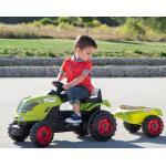 SMOBY Claas Farmer XL Tractor met aanhangwagen