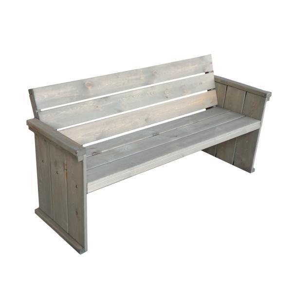 Houten zitbank kopen zitbank in steigerhout stoelen for Zitbank steigerhout