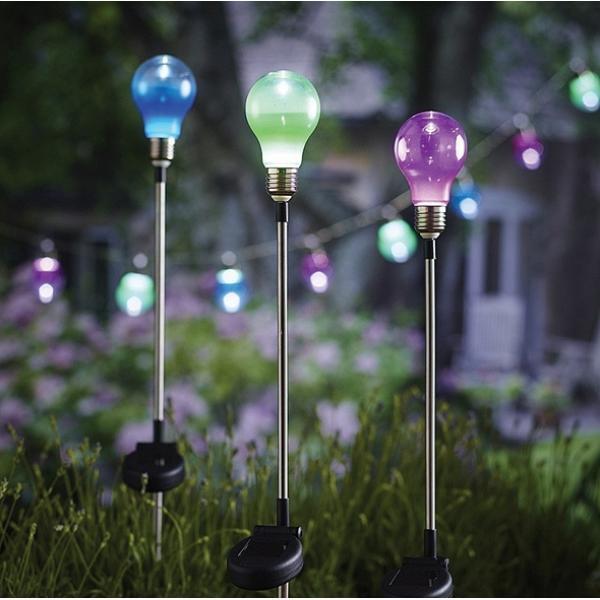 Tuinverlichting zoeken voor een tuinfeest for Solar lampen