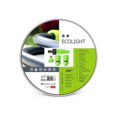 Tuinslangset ECOLIGHT - 20 meter