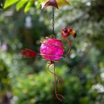 Verende flamingo