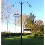 Basisvoederstation tuinvogels