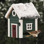 Vogelhuis / voederhuis Multihok Stugan