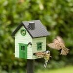 Vogelhuis / voederhuis Multiholk Green House