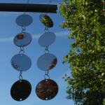 Vogelafweer reflecterende spiegels