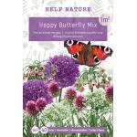 Tas vlindermix - Happy butterfly (40 stuks)
