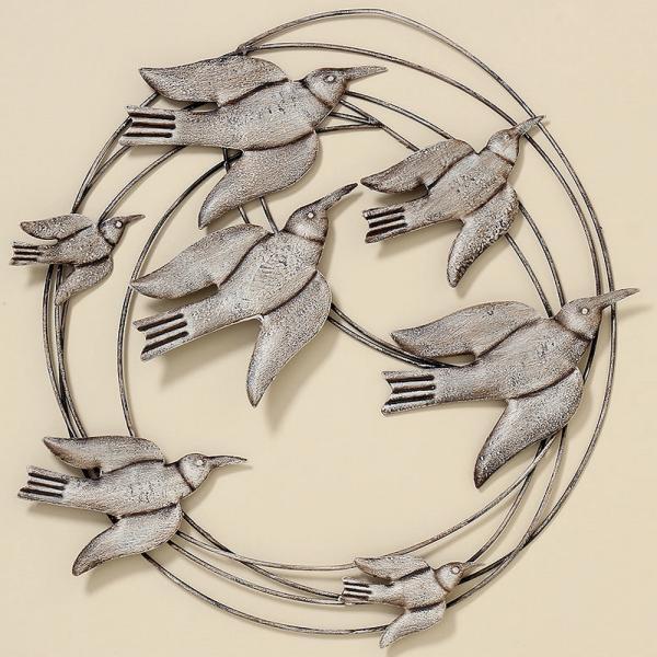 muurdecoratie vliegende vogels kopen wanddecoratie