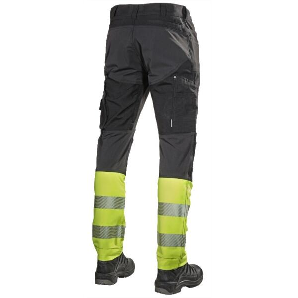Werkbroek stretch DELUX - HI VIS
