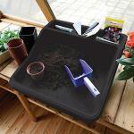 Werkschaal compact - kunststof zwart