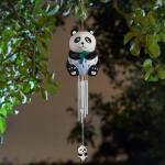 Windgong panda solar - 60 cm