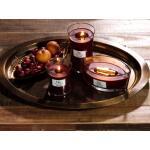 WoodWick Ellipse Candle - Black Cherry