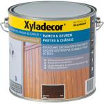 Xyladecor Ramen & Deuren, notenhout - 2,5 l