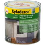 Xyladecor Tuinhuis Color, berkengrijs - 2,5 l