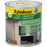 Xyladecor Tuinhuis Color, houtskool - 1 l