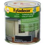 Xyladecor Tuinhuis Color, houtskool - 2,5 l