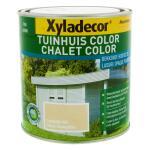 Xyladecor Tuinhuis Color, landelijk wit - 1 l