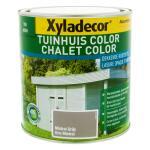 Xyladecor Tuinhuis Color, mistral grijs - 1 l