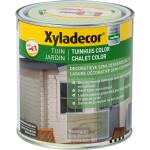 Xyladecor Tuinhuis Color, nevelgrijs - 1 l