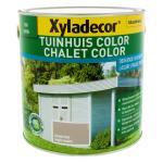 Xyladecor Tuinhuis Color, zachte klei - 2,5 l