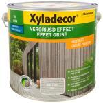 Xyladecor Vergrijsd Effect, grijs - 2,5 l