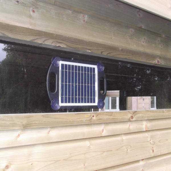 Verlichting op zonne-energie voor in de tuin - solarverlichting Voor ...