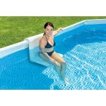 Zwembad bankje Intex