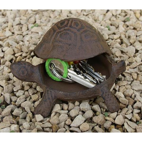 Sleutel verstopdoosje schildpad