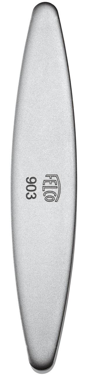 Slijpsteen in gehard staal FELCO 903