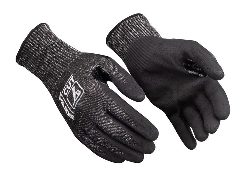 Professionele werkhandschoen met snijbescherming maat 7