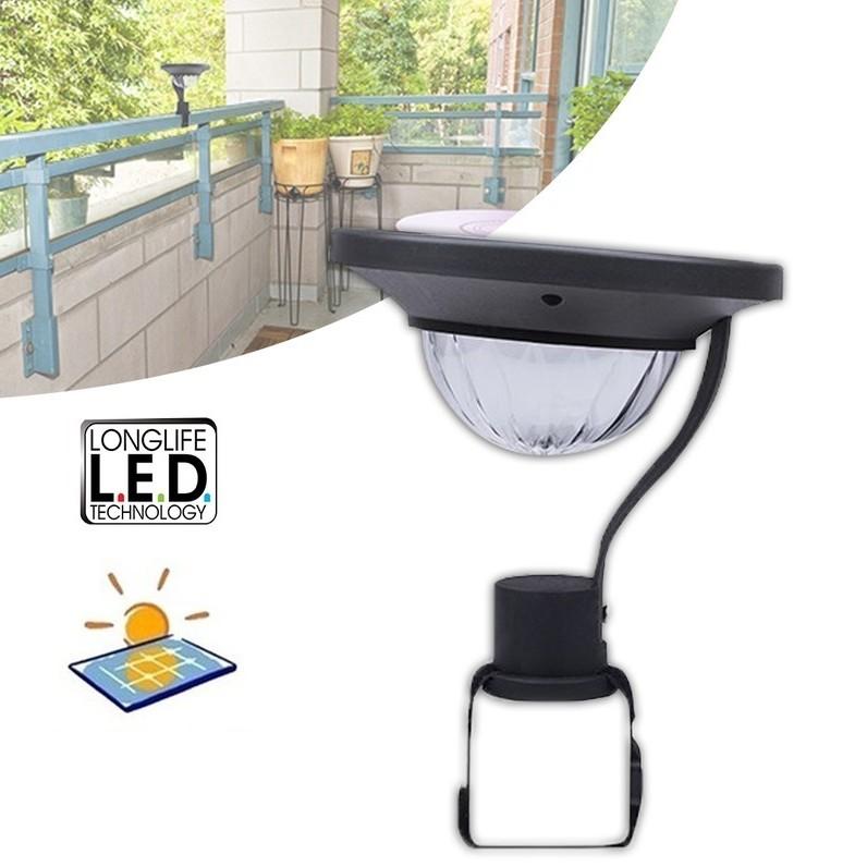 Balkonlamp solar