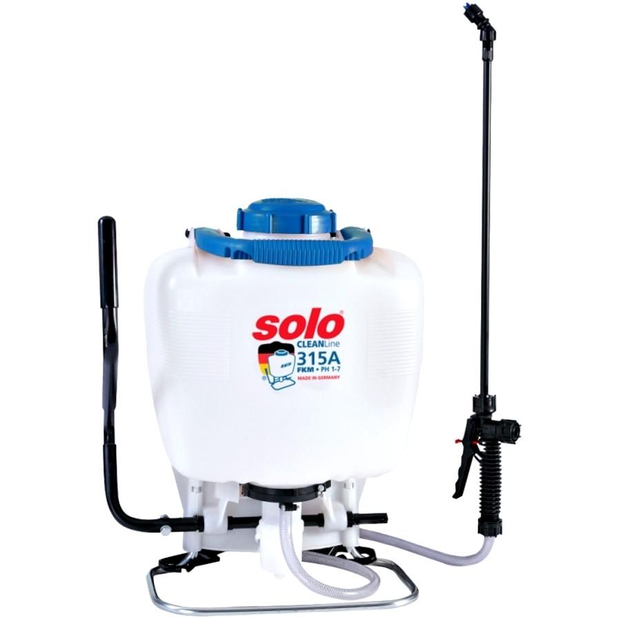Rugsproeier Solo Clean line 315A 15 l zuurbestendig