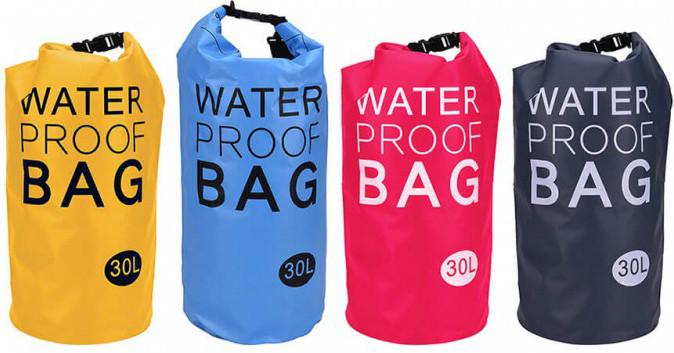 Sporttas 30 L waterdicht
