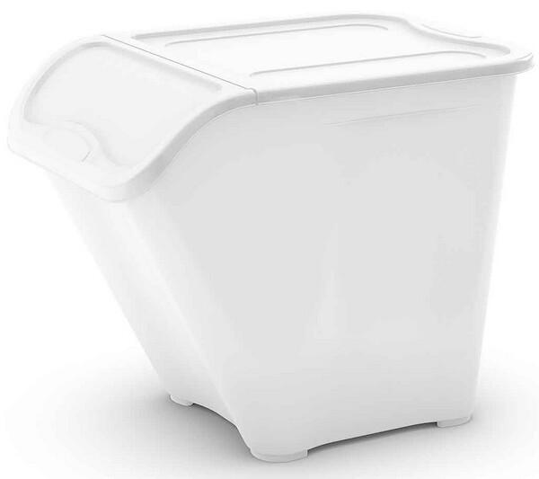 Stapelbare opbergbox H 455 cm