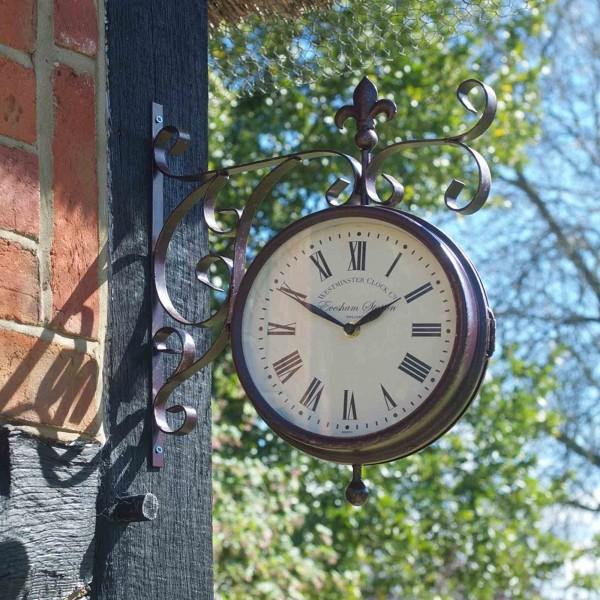 Stationsklok thermometer Marylebone Station