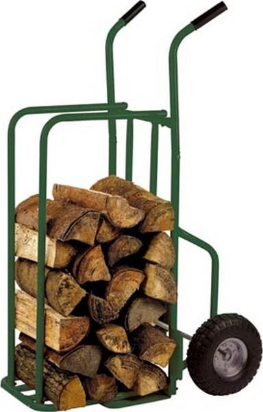 Steekwagen voor houttot 250 kg