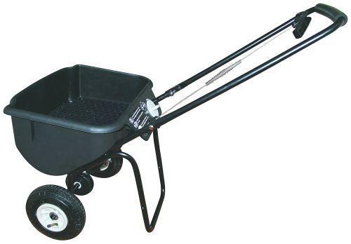 Strooiwagen voor meststoffen zaden strooizout