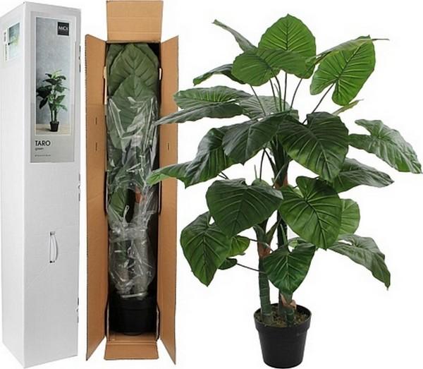 Kunstplant Taro 120 cm