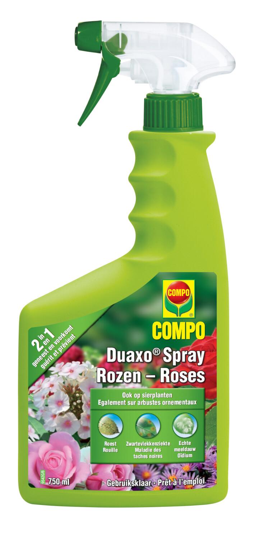 Bestrijding ziektes op rozen en sierplanten 750 ml
