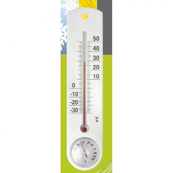 Thermometerhygrometer analoog