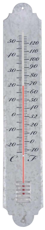 ThermometerOud Zink50 cm