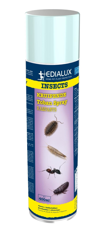 Toban Spray tegen kruipende insecten 400 ml