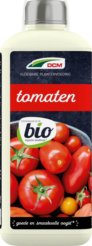 Tomaten en groenten meststof DCM vloeibaar 08 l