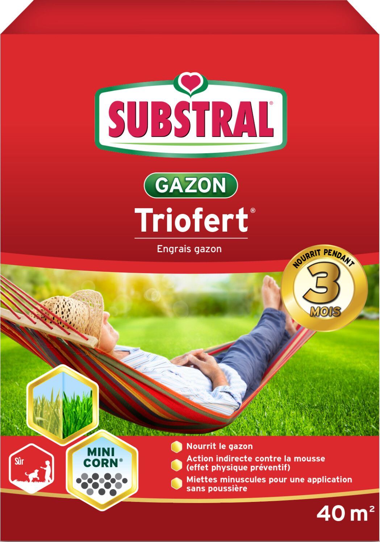 Triofert 3 in 1 voor 40 m2