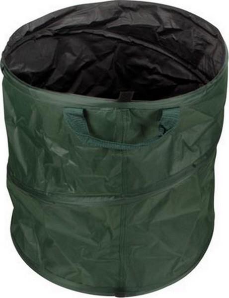 Tuinafvalzak popup vouwbaar 85 liter